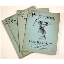 Picturesque America or the Land We Live In Booklets (4)