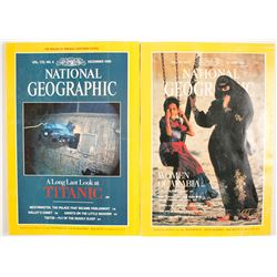 National Geographic Titanic Issues (2)