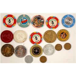 Nevada Chips & Tokens