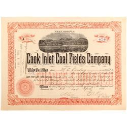 Cook Inlet Coal Fields Company