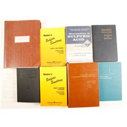 Sulfuric Acid, Smelting and Related Books (9)