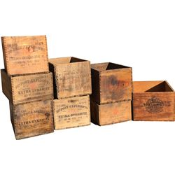 Dynamite Boxes - DuPont and Atlas - Lot of 8