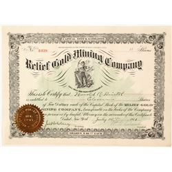 Relief Gold Mining Company 2