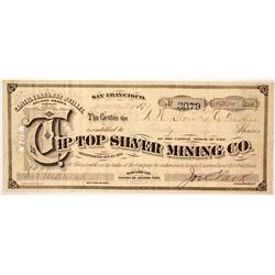 Tip Top Silver Mining Company