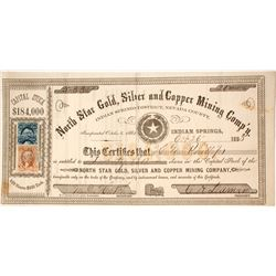 North Star Gold, Silver and Copper Mining Company Stock