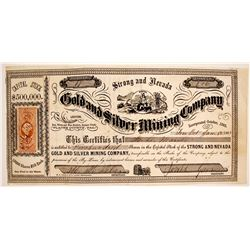 Gold and Silver Mining Co Stock