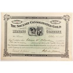 Soulsby Consolidated Gold Mining Co