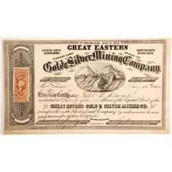 Great Eastern Gold & Silver Mining Company Stock