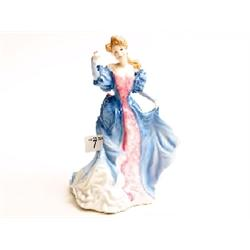 "Royal Doulton figure 'Hannah' HN4050 9"" high"