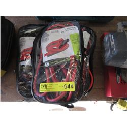 3 Packs of Jumper Cables