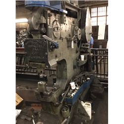 "2-1/2 BUFFALO 111 Ton - 6""x 6""x ½"" Mech Ironworker *VIDEO AVAILABLE*"