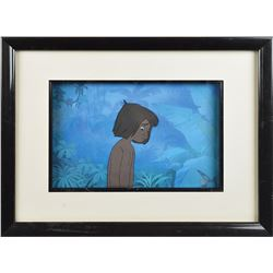 Mowgli production cel from The Jungle Book