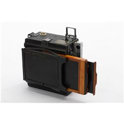 Antique Graflex Speed Graphic Press Camera