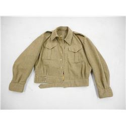 CANADIAN WWII MILITARY BATTLEDRESS JACKET