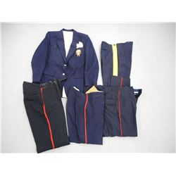 VETERANS JACKET & DRESS PANTS