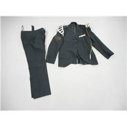 RIFLE BRIGADE JACKET & TROUSERS