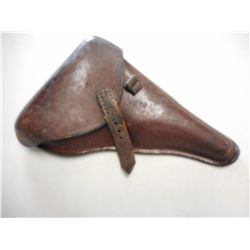 LEATHER WWI P08 HOLSTER