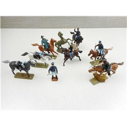 CALVARY/MILITARY I/R COLLECTABLE MINITURES