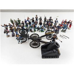 ASSORTED MILITARY CIVIL WAR MINITURES