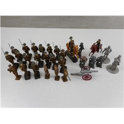 ASSORTED MILITARY MINITURES ACROSS THE ERAS