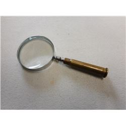 TRENCH ART MAGNIFYING GLASS