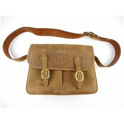 LEATHER DUCKS UNLIMITED POSSIBLILITIES BAG