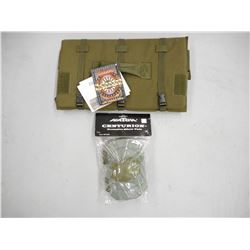 BLACKHAWK SCOPE COVER & CENTURION ELBOW PADS
