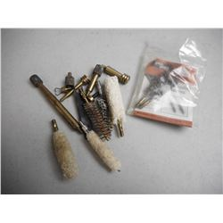MUZZLE LOADING CLEANING TOOLS