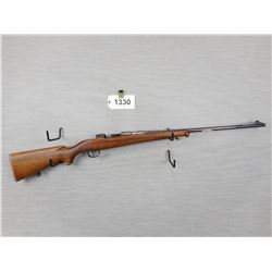 STIGA , MAUSER SPORTER  , 30-06 SPRG  , MISSING THE BOLT, RECEIVER IS DRILLED AND TAPPED FOR SCOPE M