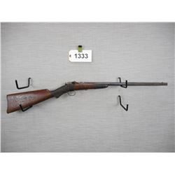 WINCHESTER , 1902 , 22 LR  , CRACKED STOCK,TRIGGER GUARD HELD ON BY ELECTRICAL TAPE, OVERALL VERY RU