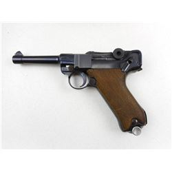 WWI ERA, LUGER , MODEL: P08 , CALIBER: 9MM