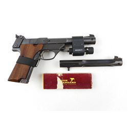 HIGH STANDARD , MODEL: SUPERMATIC CITATION , CALIBER: 22 LR