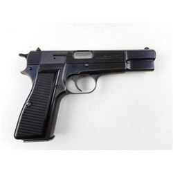 BROWNING  , MODEL: 1935 HI POWER , CALIBER: 9MM LUGER