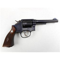 SMITH & WESSON , MODEL: HAND EJECTOR 38 MILITARY & POLICE  POST WAR , CALIBER: 38 SPECIAL
