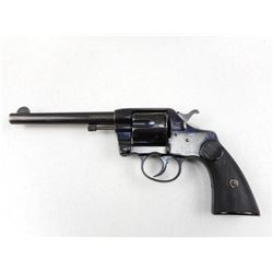COLT , MODEL: 1892 NEW ARMY & NAVY DOUBLE ACTION , CALIBER: 38 SPECIAL