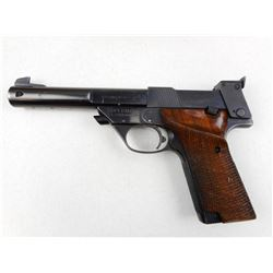 HIGH STANDARD , MODEL: SUPERMATIC CITATION MODEL 10 MILITARY , CALIBER: 22 LR