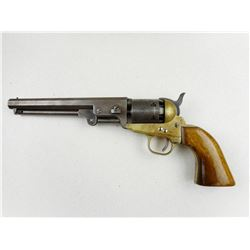CVA , MODEL: COLT 1851 NAVY REPRODUCTION , CALIBER: 36 PERCUSSION