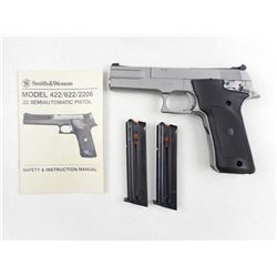 SMITH & WESSON , MODEL: 2206 , CALIBER: 22LR