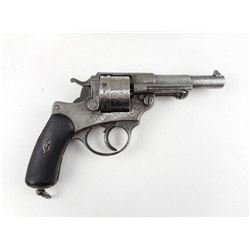 FRENCH SERVICE  , 1873 , 11MM FRENCH ORDNACE REVOLVER