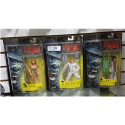 3 NEW IN PACKAGE HASBRO PLANET OF THE APES FIGURES