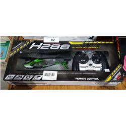NEW IN BOX HERO RC H288 REMOTE CONTROL HELICOPTER