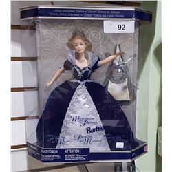 "SPECIAL MILLENNIUM EDITION ""MILLENNIUM PRINCESS"" BARBIE IN BOX"