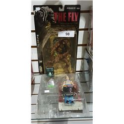 NEW IN BOX THE FLY FIGURE AND CORDELIA FIGURE