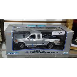 NEW IN BOX DIE CAST 1999 FORD F-150 TRUCK