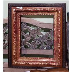 VINTAGE ORNATE PICTURE FRAME