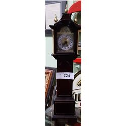 GRANDFATHER CLOCK MANTLE CLOCK