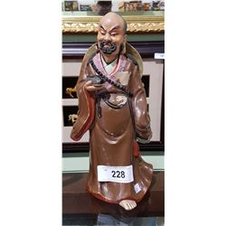 ASIAN PORCELAIN FIGURINE