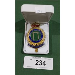 CANADIAN ARMY BERET BADGE ADMINISTRATION BADGE
