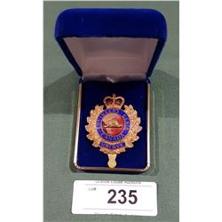 CANADIAN ARMY BERET ENGINEER BADGE