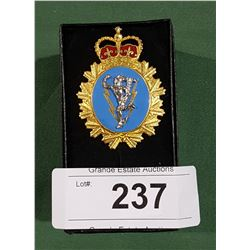 CANADIAN ARMY SIGNAL CORP BADGE